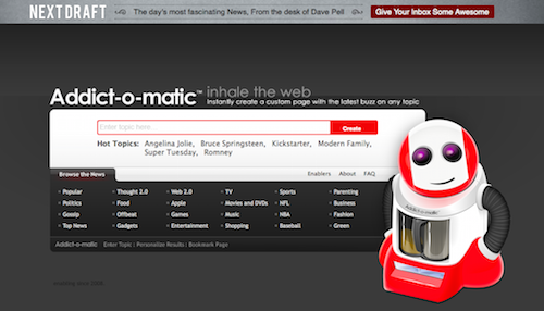 Addict-o-matic